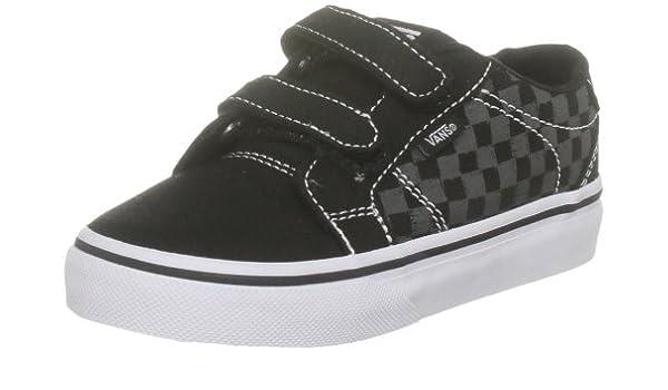 Vans Toddler Bishop V (Widow Vulc 007 V) Sketch Check Black Charcoal  Fashion Sports Skate Shoe Vnlxleh 5.5 Child Uk  Amazon.co.uk  Shoes   Bags 854a47caf