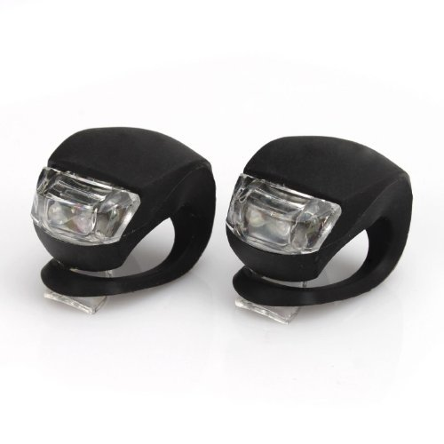 2pcs-led-silicone-mountain-bike-bicycle-front-rear-lights