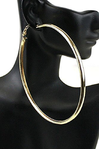 extra-large-thick-puff-puffy-45-inch-gold-tone-basketball-wives-hoop-earrings-by-fashion-jewelry