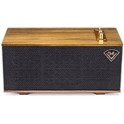 Klipsch Heritage Wireless The One Walnut Walnussholz Bluetooth Portabler Speaker