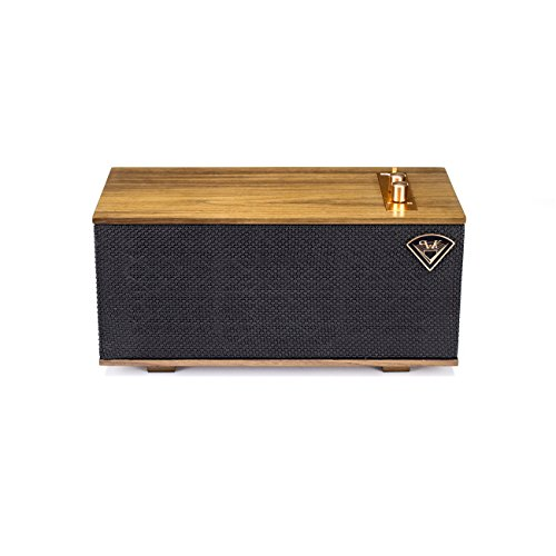 Klipsch Heritage Wireless The One Walnut Walnussholz Bluetooth Portabler Speaker