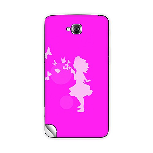 Skintice Designer Mobile Back Skin Sticker for LG G Pro Lite D686  available at amazon for Rs.199