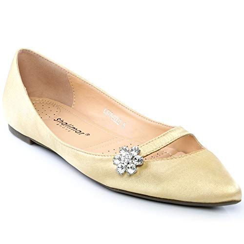 Shalimar Shoes - Ballet de Sintético Mujer