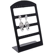 94f00fe816a63 lunji 70 agujeros puerta organizador – Pendiente de joyas expositor  pendientes