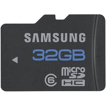 Samsung MB-MSBGB/EU - Tarjeta microSD de 32 GB (Clase 6)