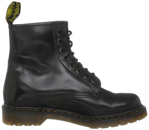 Dr Martens Broken In 1460, Boots mixte adulte Negro (Black)