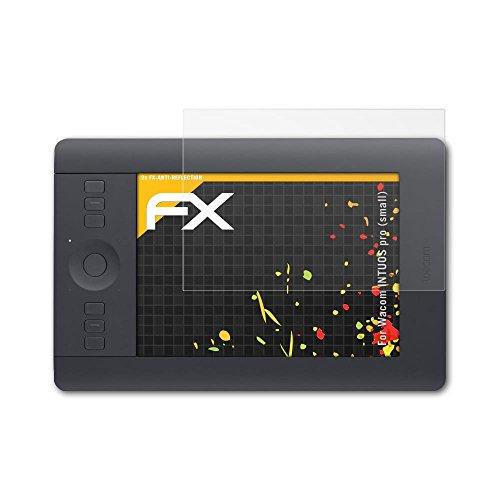 2 x atFoliX Schutzfolie Wacom INTUOS pro (small) FX-Antireflex