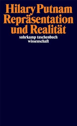 Repräsentation und Realität (suhrkamp taschenbuch wissenschaft)