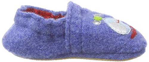 Bebê Giesswein Menino 547 capri Azul Azul Sapatos Bolsterlang Engatinhando SSrwqpE