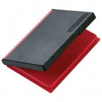 Micro Cellular Foam Stamp Pad, 2 3/4 x 4 1/4, Red Ink (SAN95102) Category: Pads & Ink by Faber Castell/Sanford Ink