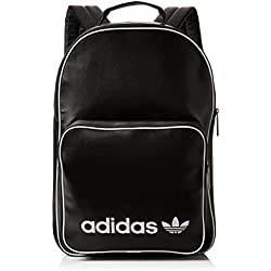 adidas BP CLAS Vint Mochila, Unisex Adulto, Negro (Negro), 24x36x45 cm (W x H x L)