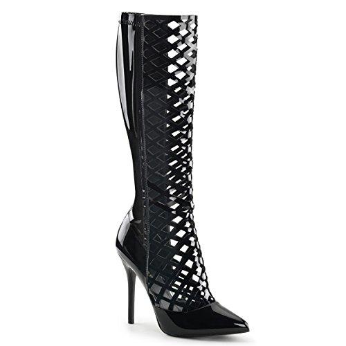 Talons-perfect, Bottes Femme Noir (noir (noir))