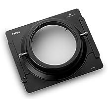NISI Porte Filtre 150mm en aluminium spécialement conçu pour l'objectif Canon 14mm Canon EF 14mm F/2.8L II USM, Rotation à 360 degrés Sans Vignettage