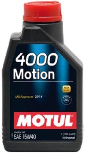 MOTUL 4000 MOTION 15W40 1 LT.