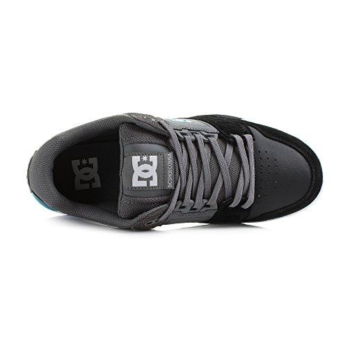 DC Stag 2 Black/Grey Black/Grey