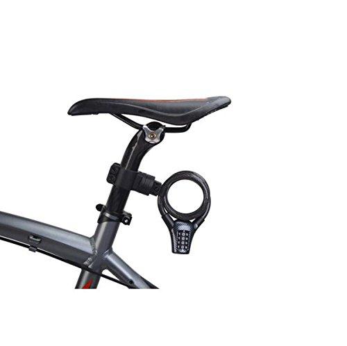 Serrures Vélo Véhicules électriques De Moto Serrure De Verrouillage De Bicyclette équipement équitation D'extérieur