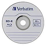 Verbatim 97457 - blank Blu-Ray discs (Cakebox)
