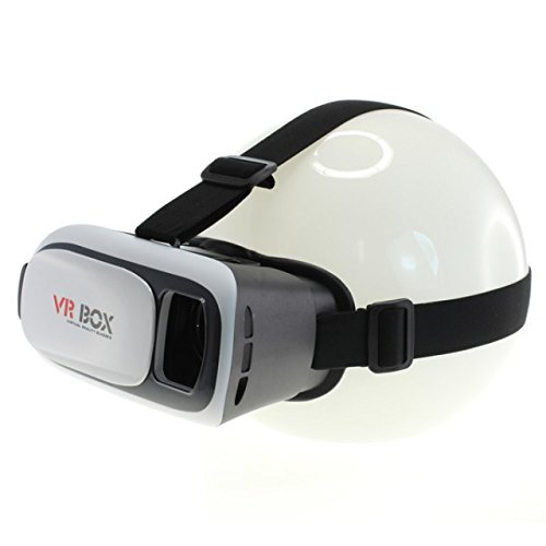 VR BOX Headset Virtual Reality 3D Brille für iPhone 6 / iPhone 6 Plus / iPhone 7