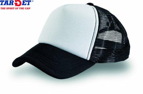 rapper-bianco-nero-rap-hip-hop-trucker-cap-trand-cappello-chapeau-caps