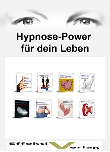 Hypnose-Power für dein Leben, mit 22 Hypnosen z.B. Abnehmen, Entspannung, Motivation, Erfolg