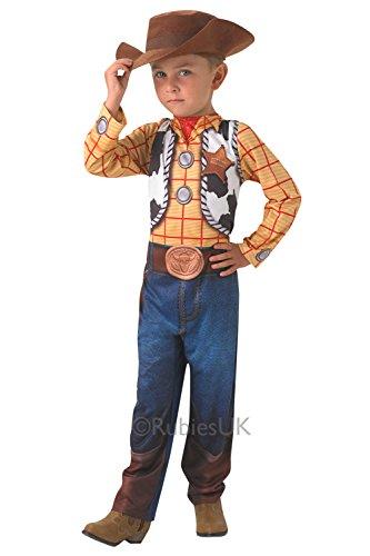 y Story Klassisch Woody Maskenkostüm - Kleinkinder - 2-3 Years (Woody Kostüme Für Kleinkinder)