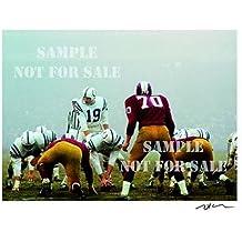 Neil Leifer, Golden Age of American Football: Art Edition a (Unitas)