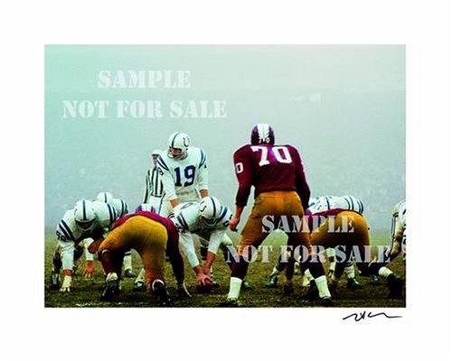 Neil Leifer, Golden Age of American Football: Art ...