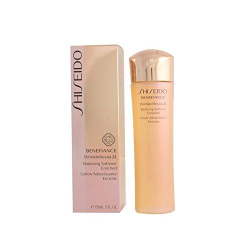 Shiseido - BENEFIANCE WRINKLE RESIST 24 softener enriched 150 ml - Shiseido Benefiance Balancing Softener