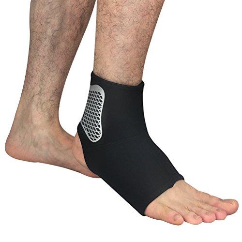 WINOMO Knöchelorthese Compression Support Sleeve für die Heilung von Gelenkschmerzen -