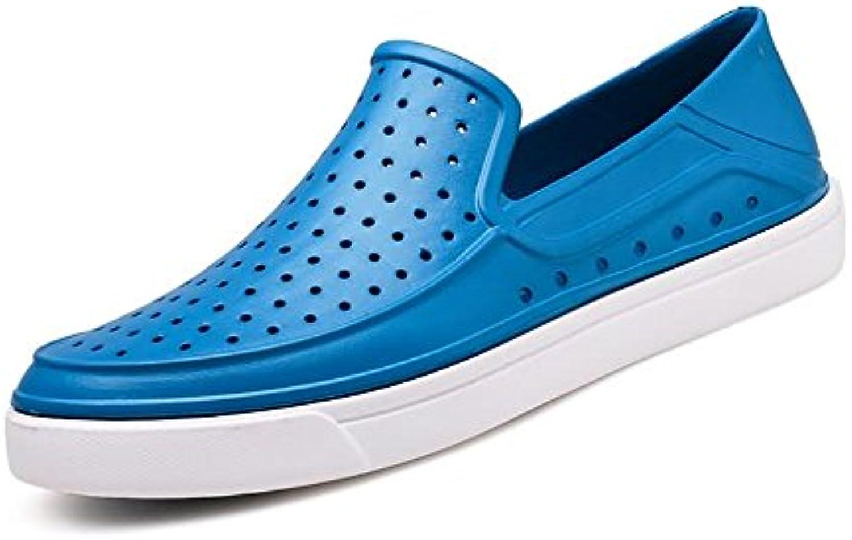 JIUYUE SHOES     Herren Sandalen  Blau   Hellblau   Größe: 39