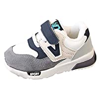 Longra® 2019 New Children Shoes,Toddler Baby Boys Winter Casual Sneakers Mesh Soft Running Warm Shoes for 1-6 Years
