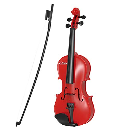 IDKII Geige Kinder Geige Spielzeug Violine Musikinstrument Spielzeug