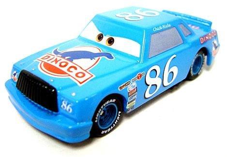 Disney Pixar Cars Dinoco Chick Hicks # 86 (Neu, ohne Verpackung)