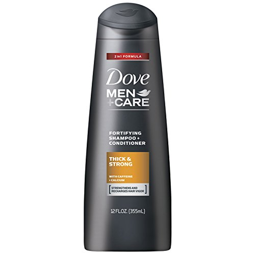 Dove Men+Care Thickening Fortifying Shampoo