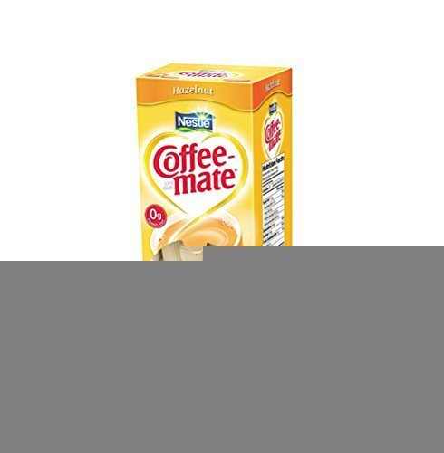 3 Creamer (Nestle Coffee-mate Liquid Creamer Hazelnut 3-pack;50 Count Each. by Nestle Coffee-mate)