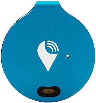 TrackR - Dispositivo de rastreo de llaves. Buscador de teléfono móvil. Localizador de cartera. Generación 2, pack de 1