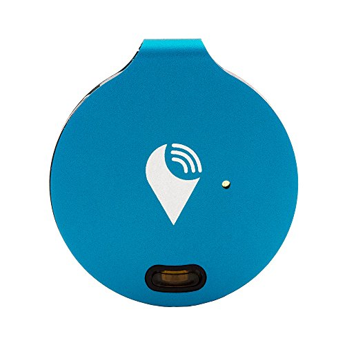 TrackR TB001 -  GPS Bluetooth imbricados, color plateado, 1 unidad
