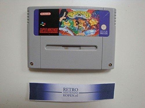 Battletoads in Battlemaniacs (Battletoads Nintendo Super)