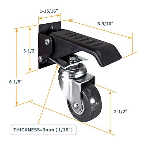 in acciaio temprato Power-Tec 91190 Strumento riparazione ammaccature carrozzeria forma ad anello
