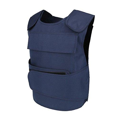 Hehiark Security Guard Weste Stichschutz Weste Cs Feld Echtes Taktische Weste Kleidung Cut Proof Schutz Kleidung Für Männer Frauen