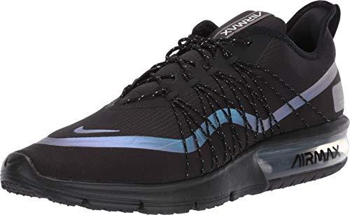 Nike Nike Air Max Sequent 4 Shield Men'S - black/racer blue-thunder grey, Größe:11