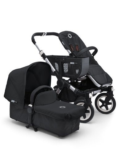 Bugaboo Donkey tailored canvas in black