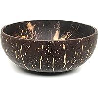 JoJu Fruits - Coconut Bowl - Original De Coco Tazón - 100% Natural (1 Pieza)