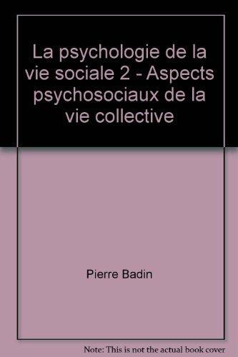 Psychologie Sociale (la)