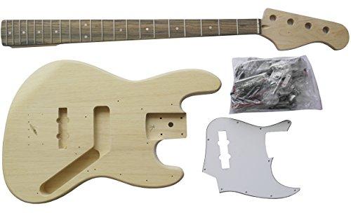 Guitarra eléctrica LP Style – Kit de bricolaje – Construye tu propia guitarra
