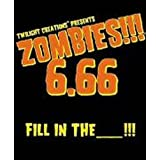 Zombies!!! 6.66 Fill in the Blank Card Game by Zombies!!!