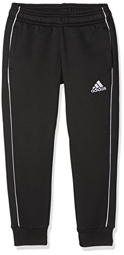 adidas Kinder CORE18 SW Pants, schwarz (black/White), Size 116