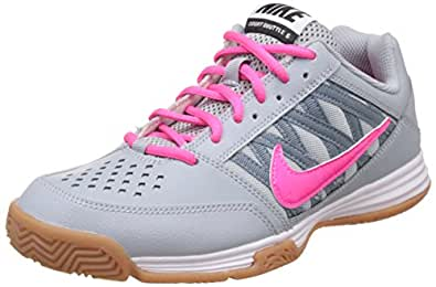 Nike Women's Lt Mgnt Gry, Hypr Pnk, Mgnt Gry Grislt, Rose, Grismg and Blanc Running Shoes - 5 UK/India (38 EU)(5.5 US)
