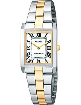 Lorus Watches Ladies Classic Square Bracelet Watch