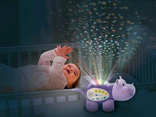 VTech Baby 80-180904 - Spieluhr - Sternenlicht Nilpferd - 4